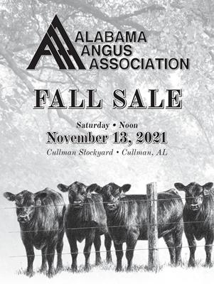 Alabama Angus Association Spring Sale