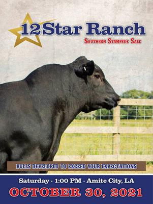12 Star Ranch Fall sale ad