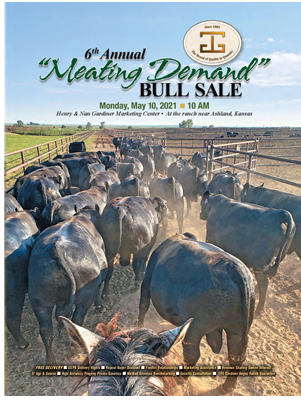 Annual Production Sale cover